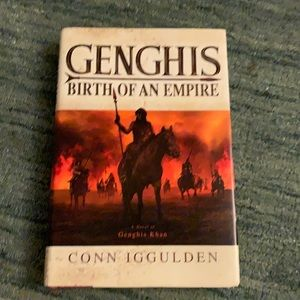 BOOK GENGHIS BIRTH OF AN EMPRIE